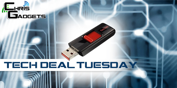 Tech Deals Tuesday USB Flash Drive
